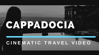 Cappadocia Travel videography - shot by iphone x