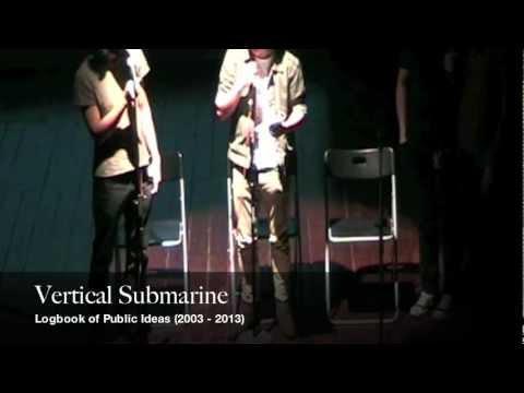 Logbook of Public Ideas - Vertical Submarine