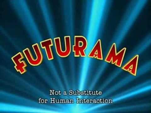 Futurama's Best Openings