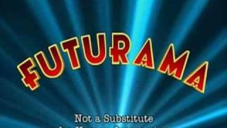 Best Futurama Opening Captions