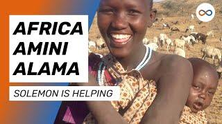 Afrika Amini Alama - SOLEMON hilft