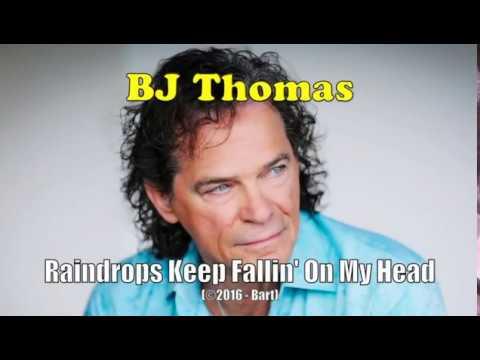 BJ Thomas - Raindrops Keep Fallin' On My Head (Karaoke)