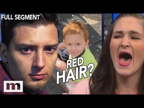 We're Middle School Sweethearts...This Baby Is Yours! | The Maury Show