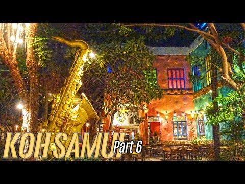 Koh Samui Part 6 Nightlife Koh Samui Thailand Nightlife