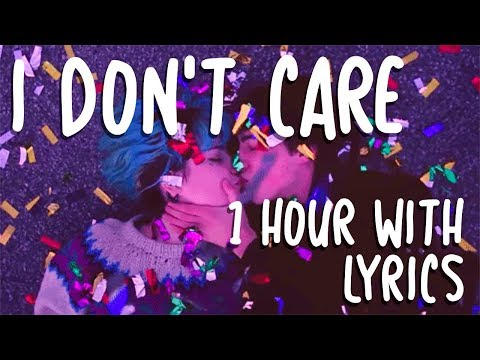 I Don't Care - Ed Sheeran & Justin Bieber  1 Hora | 1 Hour Loop (With Lyrics)