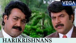 Harikrishnans Malayalam Full Movie    Mohanlal, Mammootty, Juhi Chawla    Fazil
