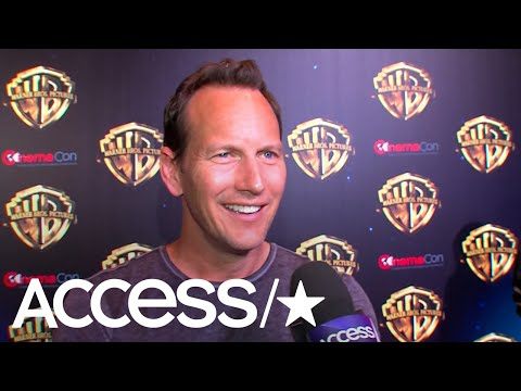 Patrick Wilson: Making 'Aquaman' 'Was Unlike Any Other Experience That I've Had'  Access