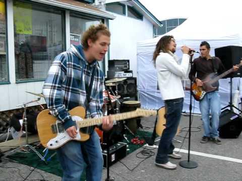Arete Band with  Santeria (Sublime cover) at va beach
