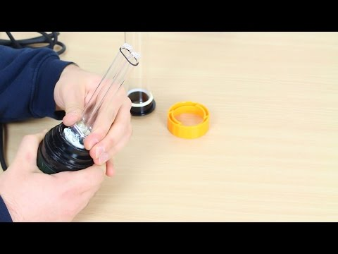 How to Replace the 9w UV Bulb in a Blagdon Inpond