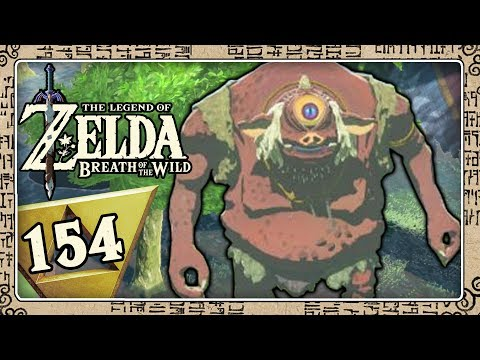 THE LEGEND OF ZELDA BREATH OF THE WILD Part 154: Das Geheimnis der drei Riesen