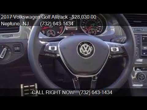 2017 Volkswagen Golf Alltrack TSI SEL 4Motion AWD 4dr Wagon