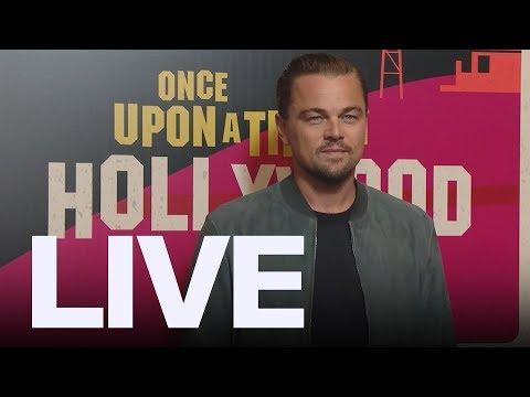 Leonardo DiCaprio, Quentin Tarantino Talk Manson Film | ET Canada LIVE