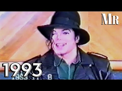 Awesome Michael Jackson | The Mexico Deposition 1993 (FR)