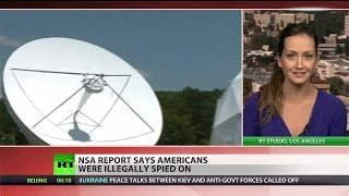 NSA employees spied on spouses, collected data on Americans
