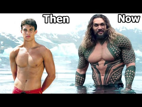 Justice League Cast ★ Before And After 2018