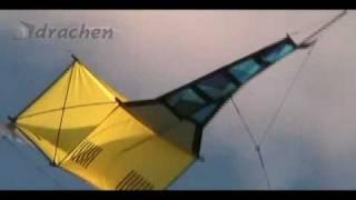 Sport & Design Drachen: Satellite Kite von Invento