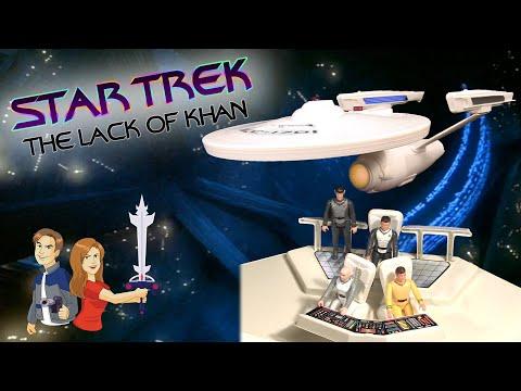 Star Trek: The Lack of Khan - 1980s Star Trek Toys Review