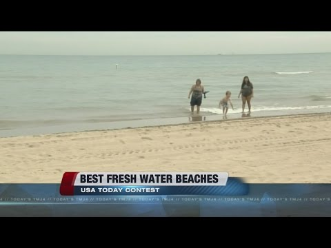 3 Wis. Beaches Up For