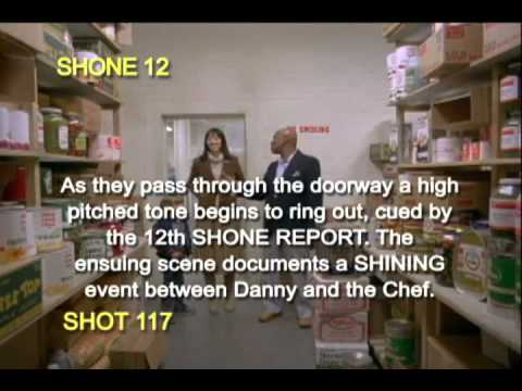 New Discovery in Stanley Kubrick's THE SHINING: THE SHONE REPORT