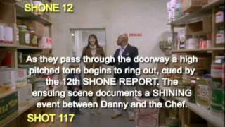 New Discovery in Stanley Kubrick s THE SHINING: THE SHONE REPORT