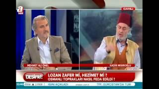 """M. Kemal """"Atatürk"""" ve İsmet İnönü, Lozan (26.07.2014) - Deşifre"""