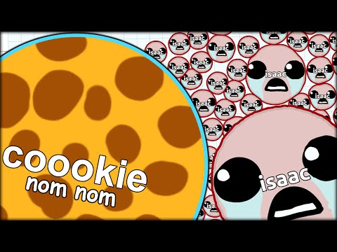 COOKIES, SO MANY COOKIES!!! AND MY REVENGE TO SIMON (THE MOST ADDICTIVE GAME EVER - AGAR.IO #16)