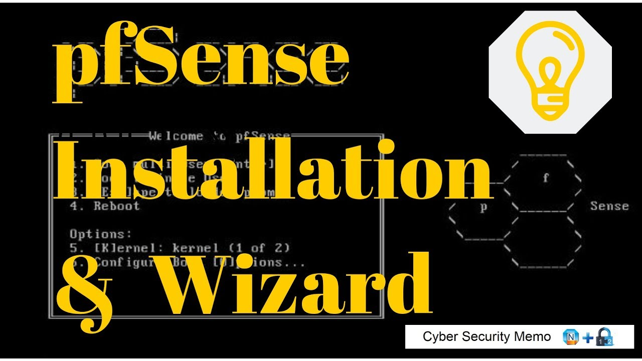 PFsense Configuration with Topology and Screenshots – Cyber Security