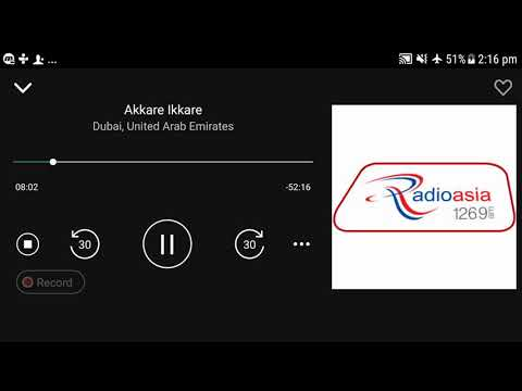 Radio Asia 1269am Live