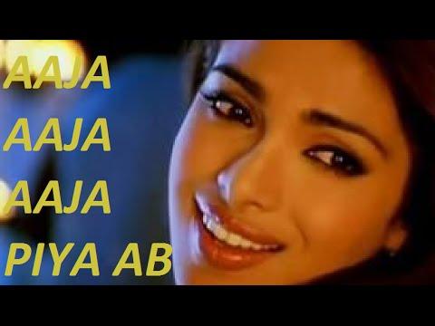 Aaja Aaja Piya Ab To Aaja - Song - Barsaat