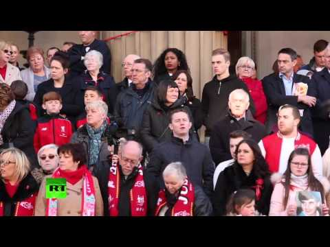Liverpool celebrates 'Justice for 96' & remembers the 'Scum'