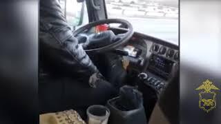 Водителя автобуса № 102 оштрафовали за просмотр фильма за рулем