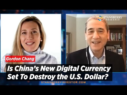 Is China's New Digital Currency Set To Destroy The U.S. Dollar? | Gordon Chang