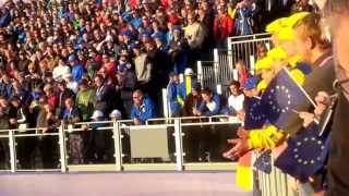 "Ryder Cup  Gleneagles Day 2 ""Kaymer Camelion"" by the Guardians"