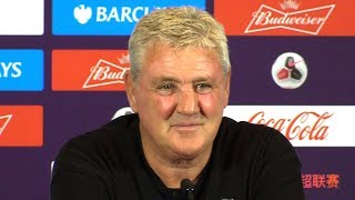 Steve Bruce First Press Conference As He's Unveiled As Newcastle Manager -Premier League Asia Trophy