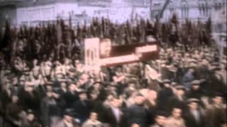Первая Мировая война в цвете. Часть 5. Разгром на восточном фронте