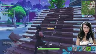 Sssniperwolf GETS MAD OVER FORTNITE!!! DOIT REGARDER!