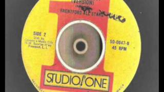 Brentford All Stars - Natural Misty (Version) (Studio 1 US 7)