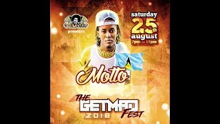 Experience Motto's energy this summer in London ! The Get Mad Fest ¦ 25th August 2018