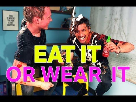 EAT IT OR WEAR IT med Martin Holmen fra mP3
