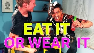 EAT IT OR WEAR IT med Martin Holmen fra mP3