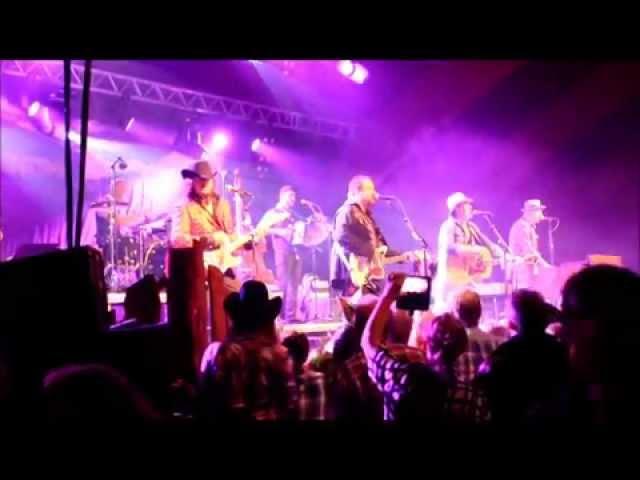 The Mavericks - Lofoten Countryfestival 2014