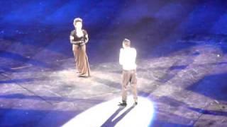 Andy Lau HK Unforgettable Concert 31.12.10 - 叶德娴