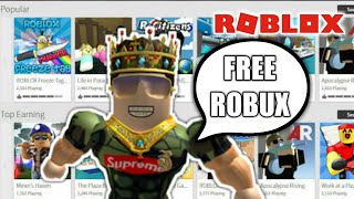 ROBLOX Scammers