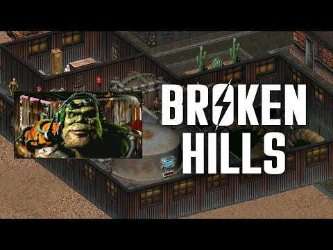 The Story of Fallout 2 Part 10: Broken Hills - Marcus, Francis the Arm-Wrestler, & Sweaty Eric