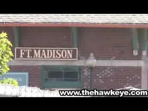 Flood 2008: Ft. Madison, Keokuk and Burlington, Iowa