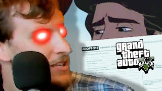 Seeing Red - GTA 5 Funny Moments