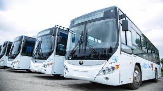 Кыргызстан закупает необычные автобусы