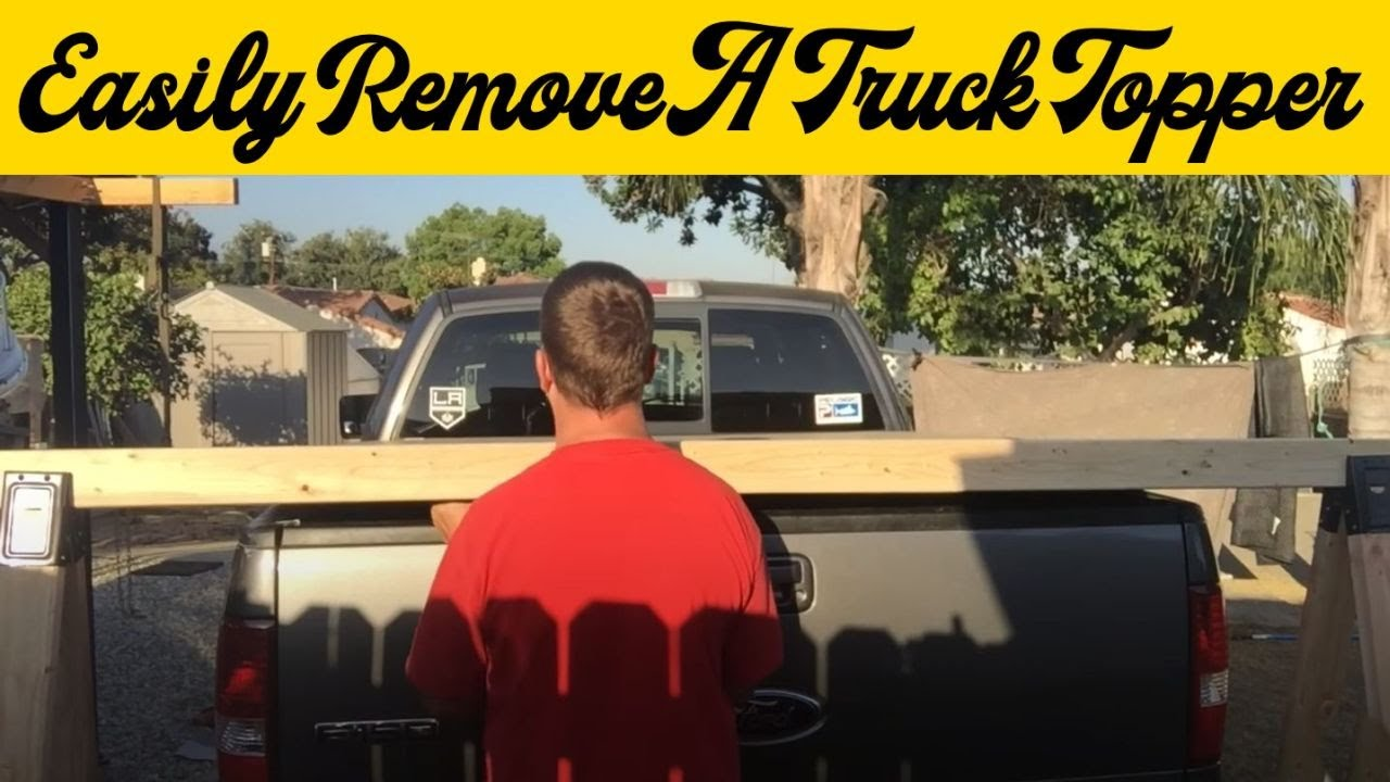 How To Put On A Truck Bed Cover