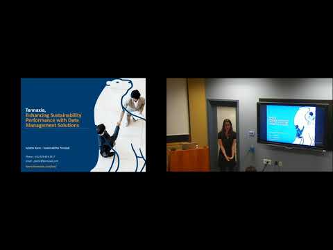 Sustainability Seminar Series: Enhancing Sustainability with Data Management (Juliette Barre)