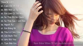 Nonstop Cám Ơn Vì Tất Cả Remix LK hay nhất 2016 - Phan Smileê